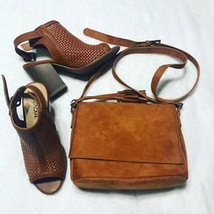 Chestnut Crossbody bag